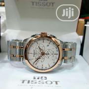 Tissot Chronograph Wristwatch | Watches for sale in Lagos State, Lagos Island