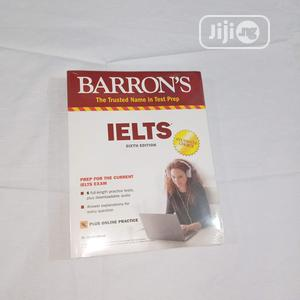 Barron's IELTS Prep Textbook   Books & Games for sale in Lagos State, Yaba
