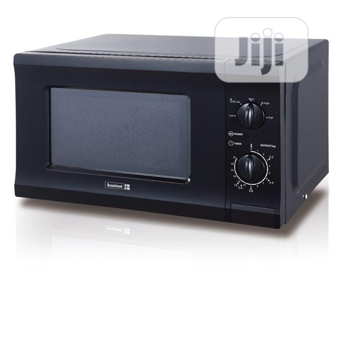 Archive: Scanfrost 20-Litre Microwave Oven