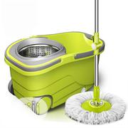 360 Degree Spin Mop Bucket With Tyre | Home Accessories for sale in Lagos State, Ipaja