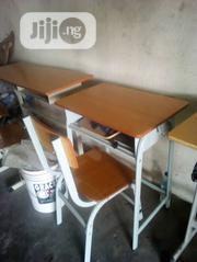 Student Chair And Table Single Available   Furniture for sale in Lagos State, Ojo
