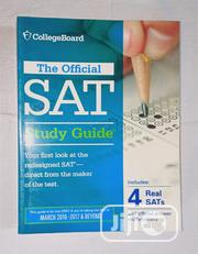 The Official SAT Study Guide | Books & Games for sale in Lagos State, Yaba