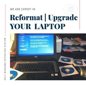 Re-format And Upgrade Your Windows Laptop | Computer & IT Services for sale in Lagos State, Surulere