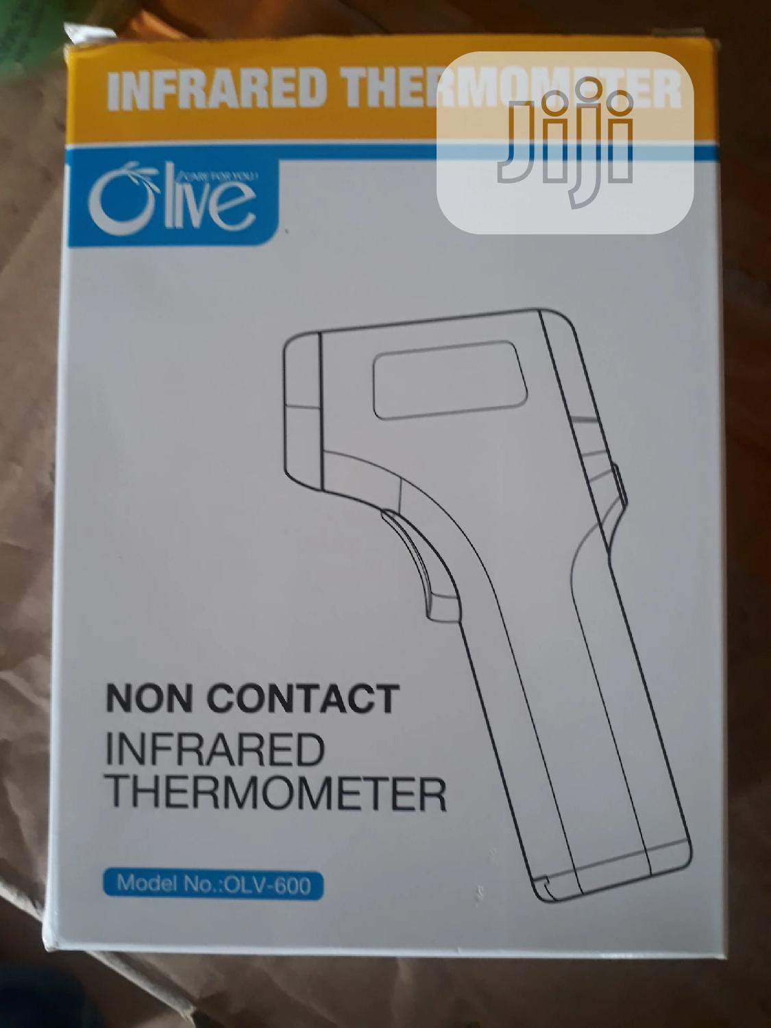 Non-contact Infrared Thermometer   Safety Equipment for sale in Lagos Island, Lagos State, Nigeria