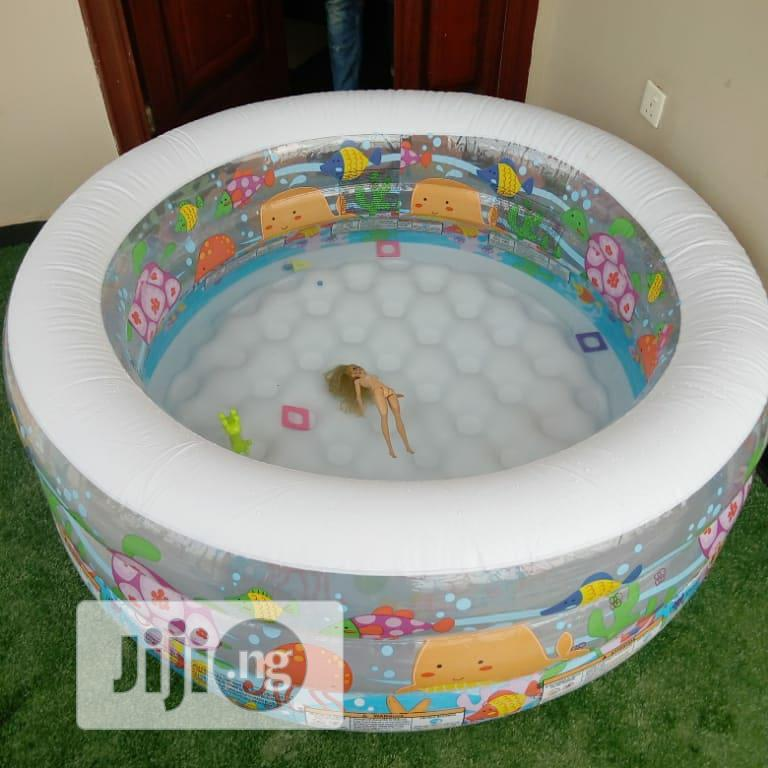 Intex Swimming Pool (4ft By 2ft) | Toys for sale in Wuse 2, Abuja (FCT) State, Nigeria