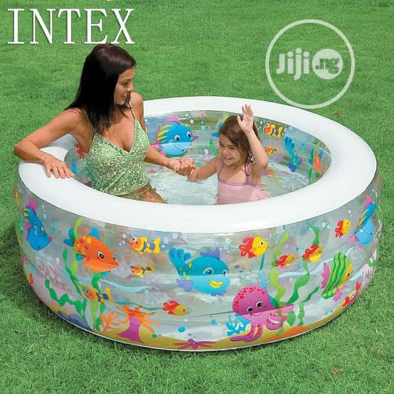 Intex Swimming Pool (4ft By 2ft)