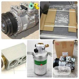 Mercedes Benz AC Compressor/Condenser | Vehicle Parts & Accessories for sale in Lagos State, Surulere