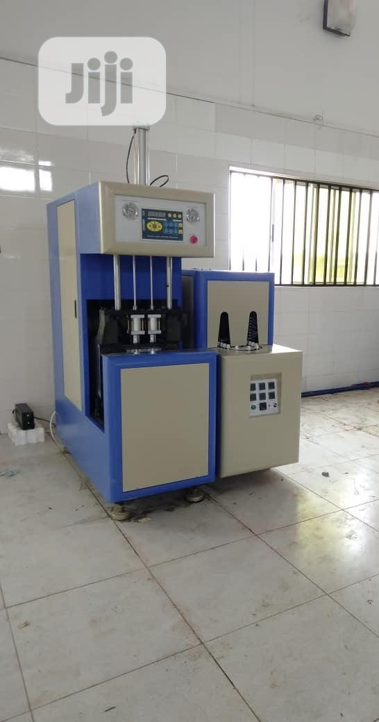 Pet Blowing Machine For Plastic Bottle Making