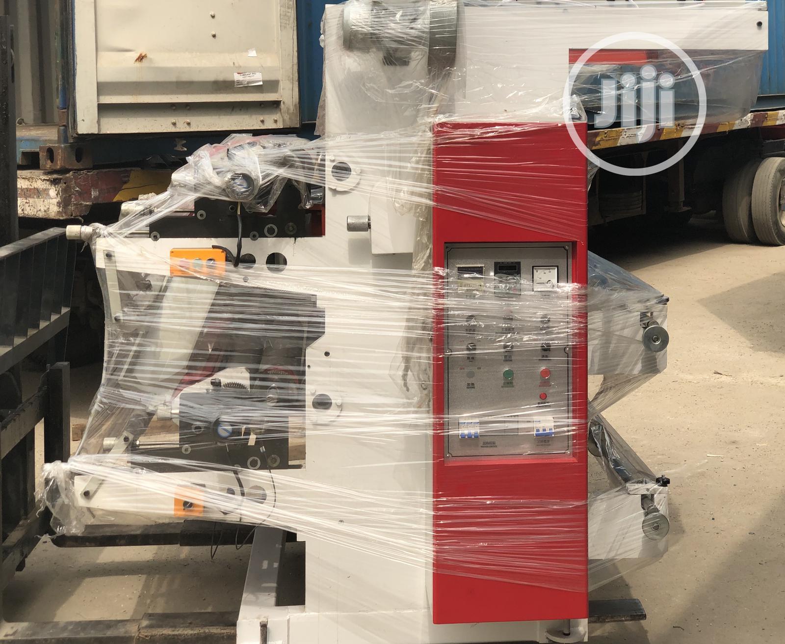 Flexo Nylon Printing Machine For Nylon Printing | Manufacturing Equipment for sale in Ikeja, Lagos State, Nigeria