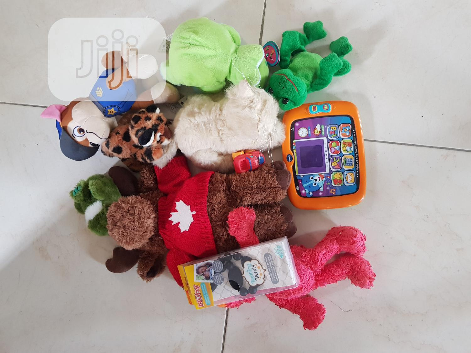 Toy Sets For 2 To 7 Years