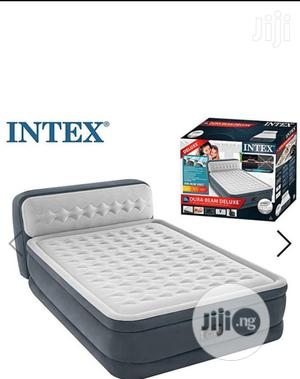 Intex Headboard Airbed   Furniture for sale in Lagos State, Epe