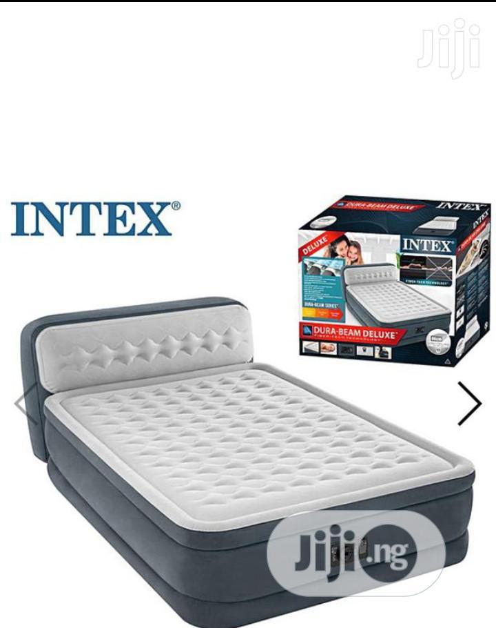 Intex Headboard Airbed