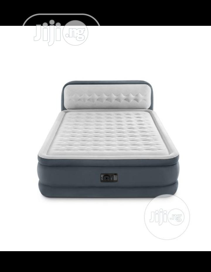 Intex Airbed With Pump