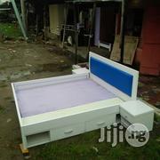 6x6 Bed Fame Desing   Furniture for sale in Lagos State, Lekki Phase 2