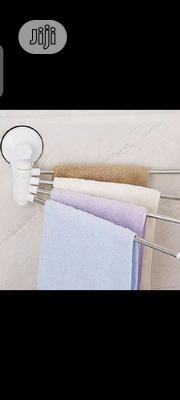 Wall Suction Towel Rack | Home Accessories for sale in Lagos State, Lagos Island