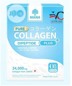 MANA Pure Collagen Dipeptide Plus Vit C Anti-aging - Powder   Vitamins & Supplements for sale in Lagos State, Ojo