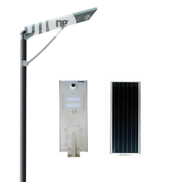 Archive: 40W All In One Solar Street Light With CCTV Camera