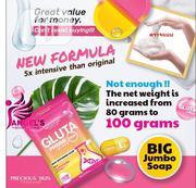 Gluta Primme Whitening Soap - 100g | Bath & Body for sale in Lagos State, Ojo
