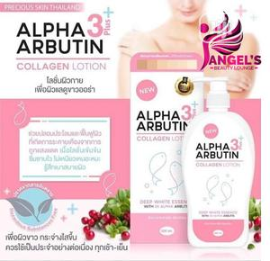 Alpha Arbutin 3PLUS+ Collagen Lotion - 500ml | Skin Care for sale in Lagos State, Ojo