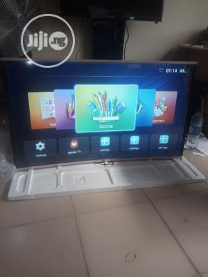 Lg 55 Curve Tv | TV & DVD Equipment for sale in Abuja (FCT) State, Wuse