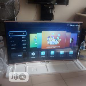 Lg 55 Curve | TV & DVD Equipment for sale in Abuja (FCT) State, Wuse