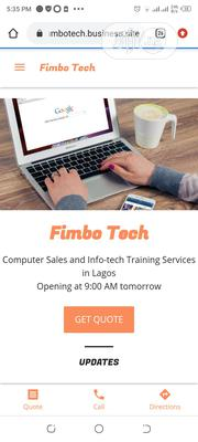 Computer Training Services | Computer & IT Services for sale in Lagos State, Ilupeju