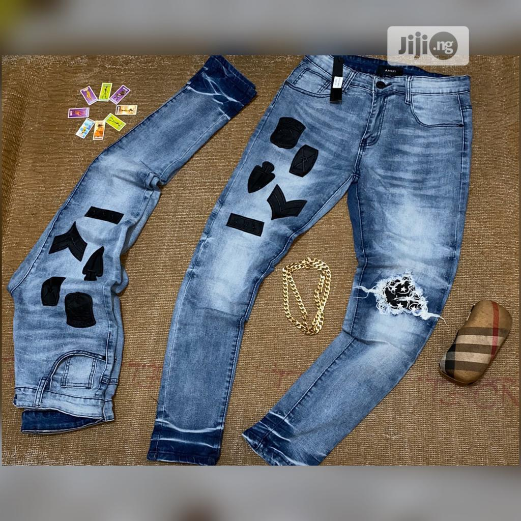 Exclusive Amiri Jeans Now Available In Store   Clothing for sale in Lagos Island, Lagos State, Nigeria