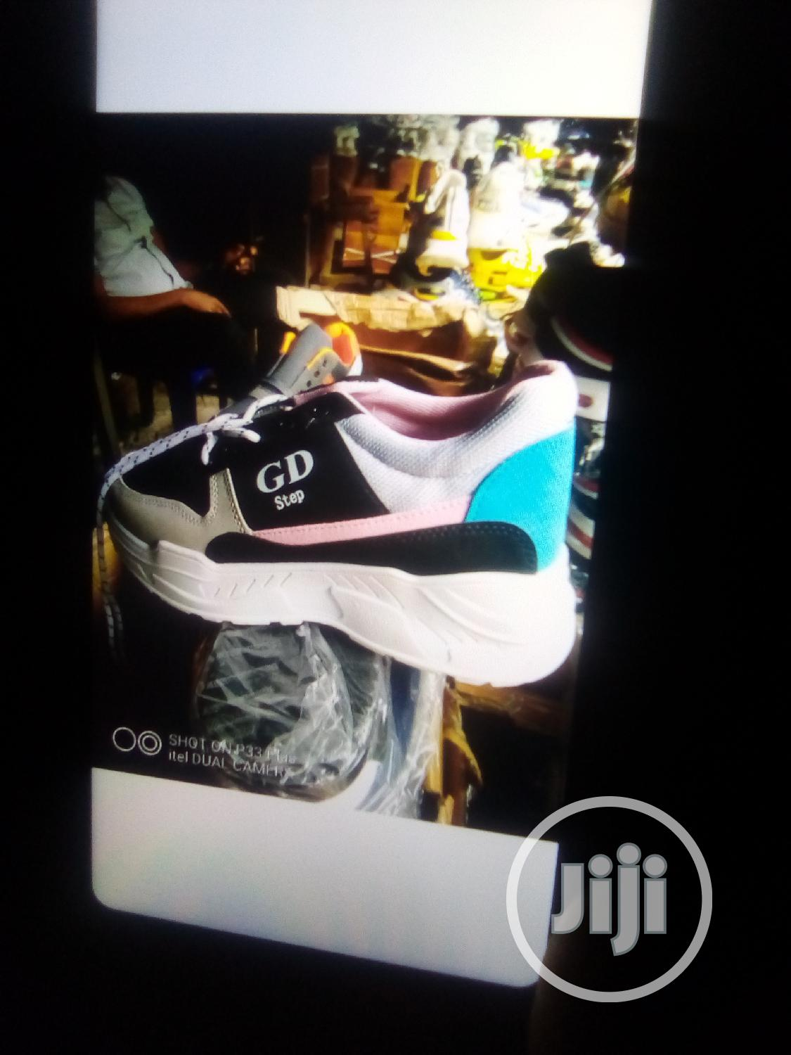 Archive: G.D Step Sneakers/Shoes