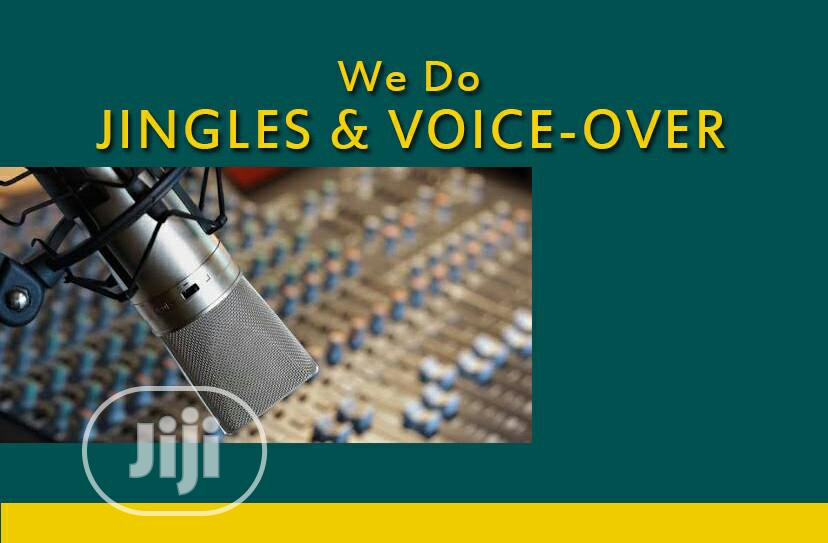 Jingles & Voice-over