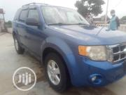 Ford Escape Limited 4WD 2009 Blue | Cars for sale in Abuja (FCT) State, Central Business Dis