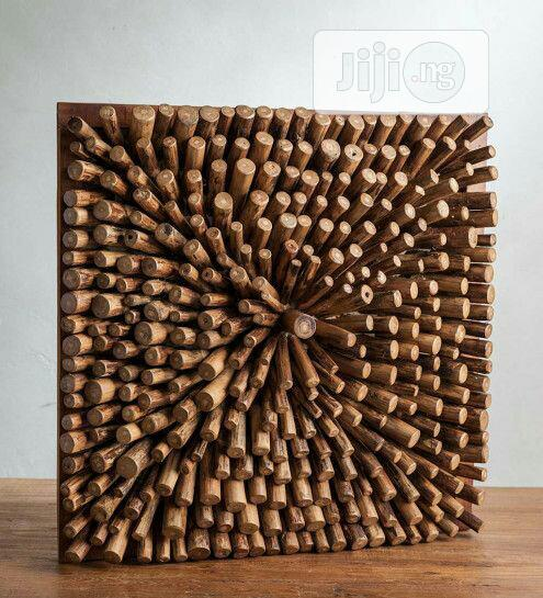 Wood Art Decoration | Arts & Crafts for sale in Lekki Phase 2, Lagos State, Nigeria