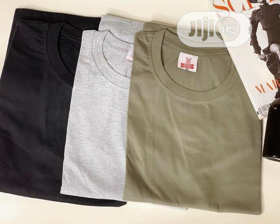 Plain T-Shirts | Clothing for sale in Obio-Akpor, Rivers State, Nigeria