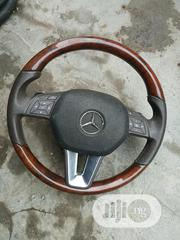 Streeling Wheel With Formaic For Benz C,015 | Vehicle Parts & Accessories for sale in Lagos State, Mushin