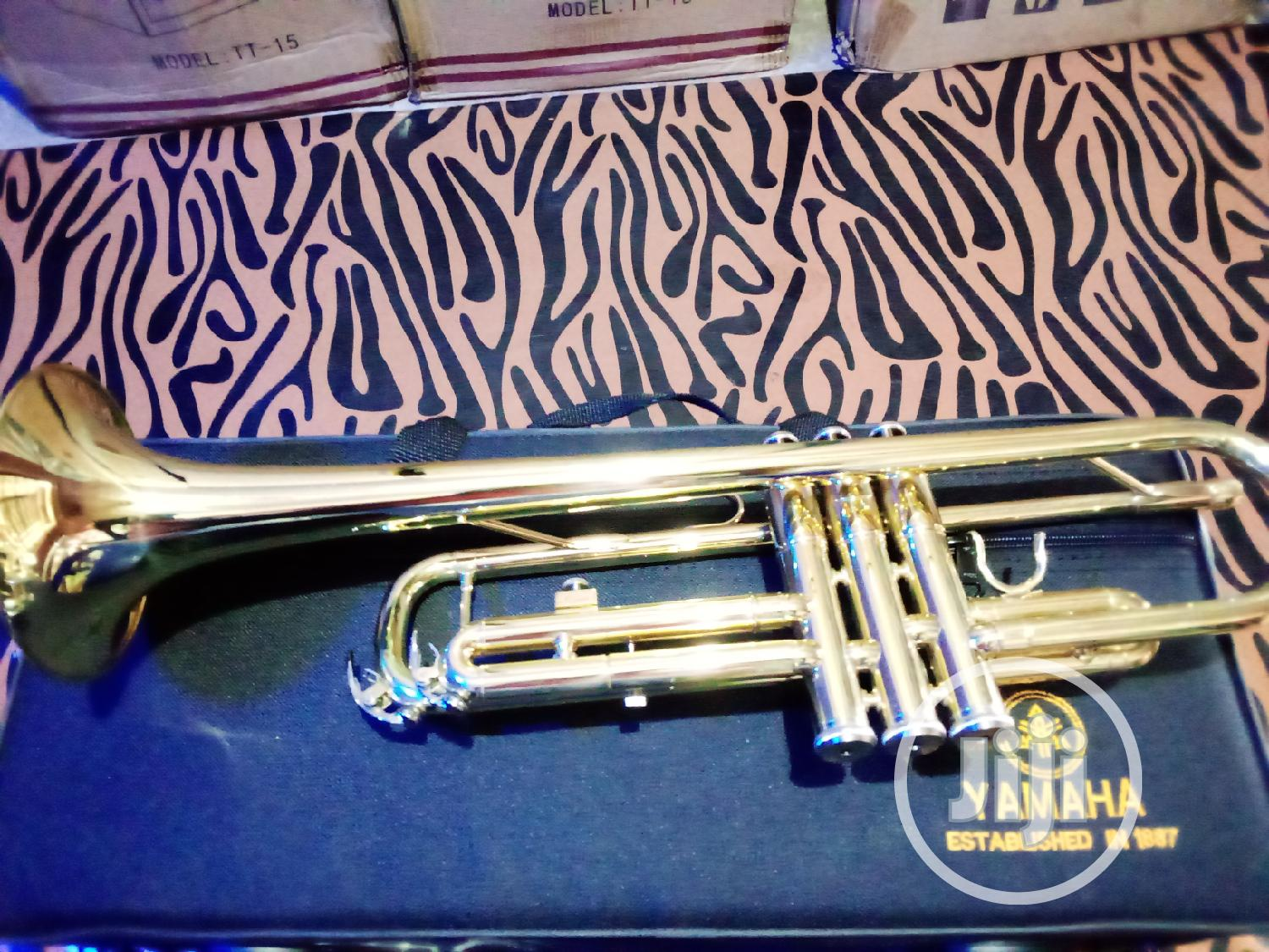 Yamaha Trumpet Gold | Musical Instruments & Gear for sale in Awka, Anambra State, Nigeria