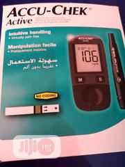Accu- Check Active Blood Sugar ( Glucometer)   Tools & Accessories for sale in Lagos State, Alimosho