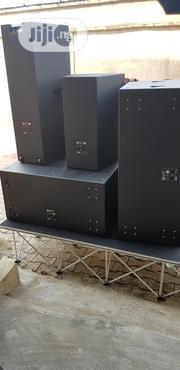 Speaker 4 Churches Or Dj   Audio & Music Equipment for sale in Lagos State, Amuwo-Odofin