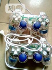 Double Transparent Ps2 Pad | Accessories & Supplies for Electronics for sale in Nasarawa State, Karu-Nasarawa