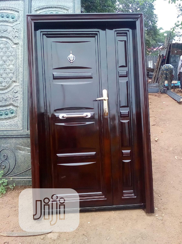 Durable Designed Security Doors
