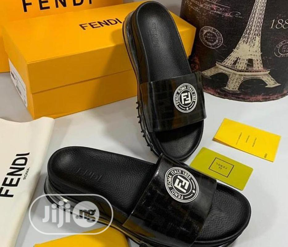 Fendi Slippers | Shoes for sale in Surulere, Lagos State, Nigeria