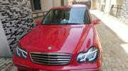 Mercedes-Benz C230 2006 Red | Cars for sale in Rivers State, Obio-Akpor
