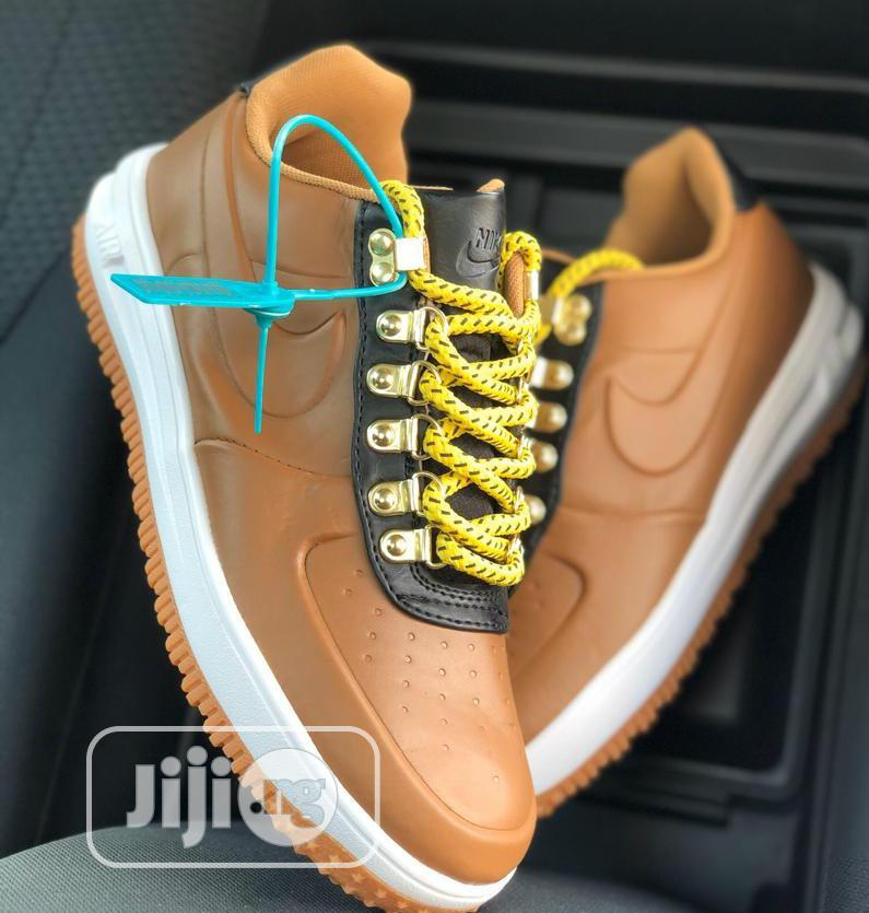 Nike Air Force Sneakers | Shoes for sale in Surulere, Lagos State, Nigeria
