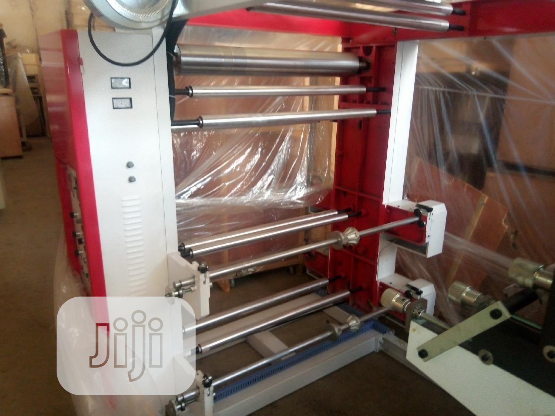 Printing Machine 4 Colour Flexo