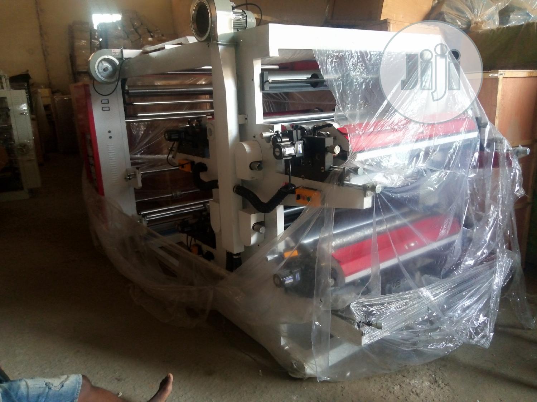 Printing Machine 4 Colour Flexo | Printing Equipment for sale in Alimosho, Lagos State, Nigeria