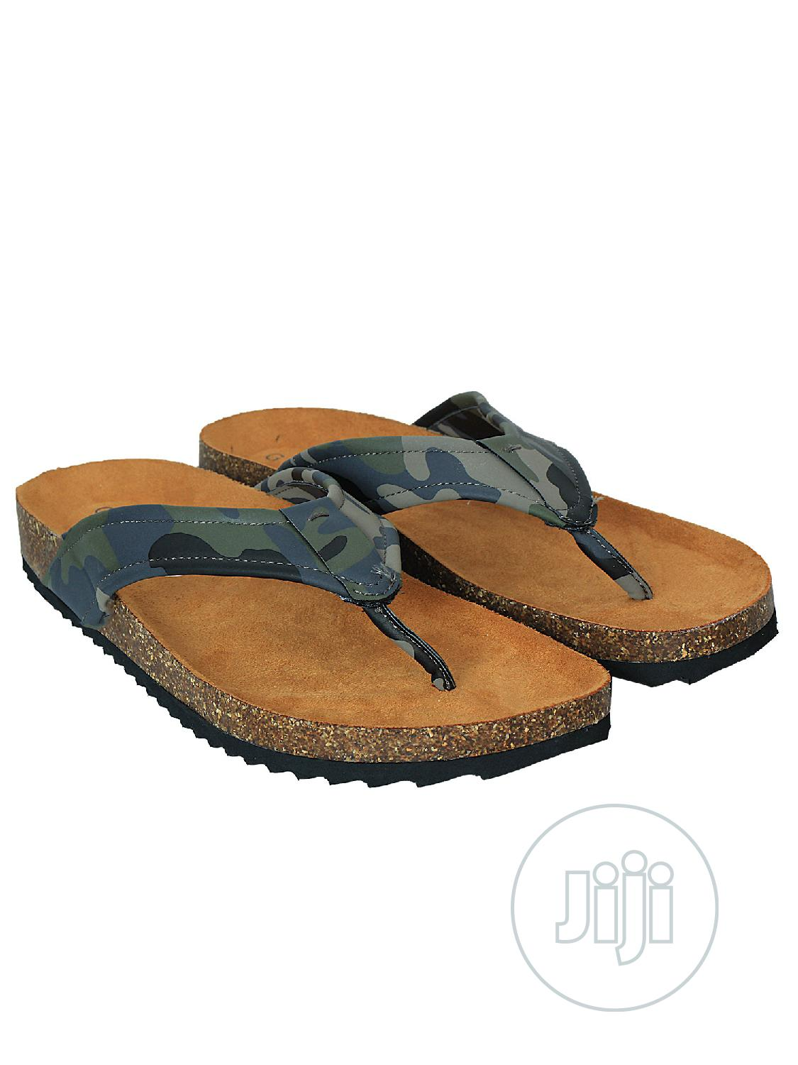 Big Feet Men Slippers | Shoes for sale in Ikeja, Lagos State, Nigeria