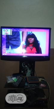 24 Inches Clean LG Plasma TV | TV & DVD Equipment for sale in Kogi State, Okene