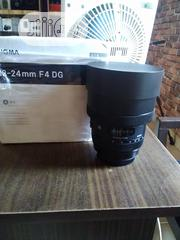 Sigma Lens 12-24mm | Photo & Video Cameras for sale in Lagos State, Alimosho