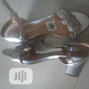 Sandal Heels.   Shoes for sale in Ogun State, Ado-Odo/Ota