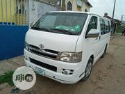 Toyota HiAce 2007 White   Buses & Microbuses for sale in Lagos State, Isolo