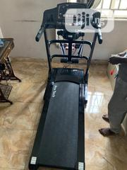 2.5hp Treadmill With Dumbell And Massager | Sports Equipment for sale in Ogun State, Obafemi-Owode