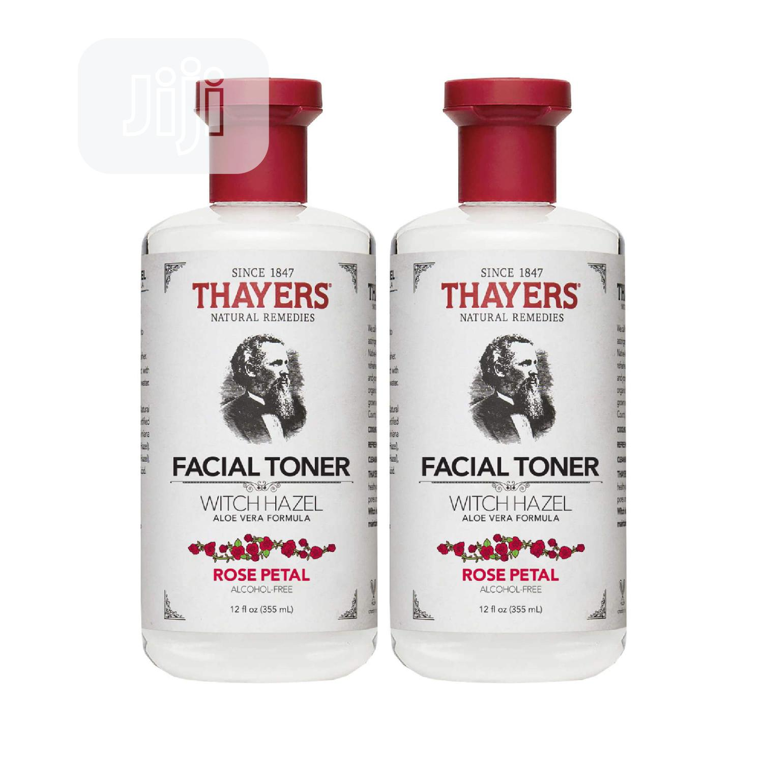 Archive: Thayers Facial Toner Witch Hazel Alcohol Free